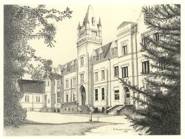 Unknown (View of McGreer Hall)