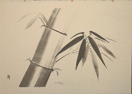 A Spray of Bamboo