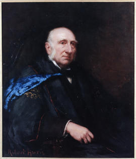 Portrait of Richard William Heneker