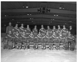 Bishop's University Men's Hockey team