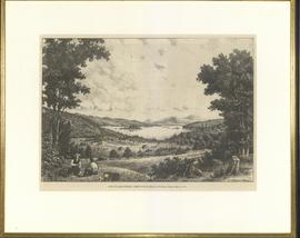 View of Lake Nicolet, from the N.E.