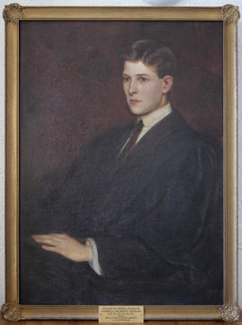 Portrait of Archdeacon Channell Galbraith Hepburn