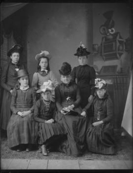 Portrait of Seven Women