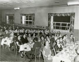 25th anniversary, Cercle de fermières de St-Edmond of Coaticook