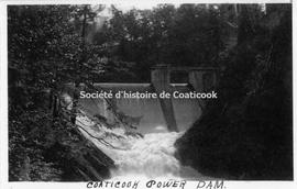 Coaticook Power Dam