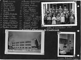 Students of École Gendreau elementary school, Coaticook