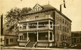 Coaticook House, Coaticook, Que. A. Maurice, Prop.