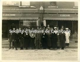 D.S. Bachand employees, Coaticook