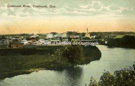 Coaticook River, Coaticook, Que.