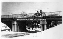 Viaduc du Canadian National, rue Main, Coaticook