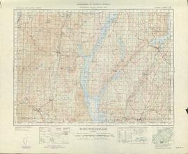 National Topographic series, Memphremagog