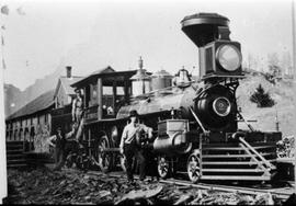 First Train in Coaticook