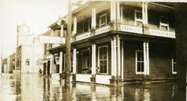Richmond flood November 1927