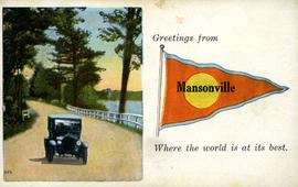 Greetings from Mansonville