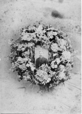 Donald Morrison Funeral Wreath