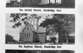 Anglican church, Stanbridge East