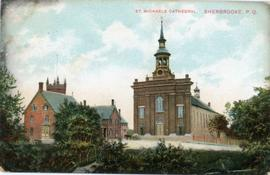 St. Michael's Cathedral, Sherbrooke, P.Q.