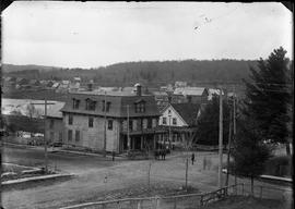 Main and Merry Streets, Magog