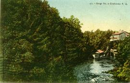 Gorge No. 2, Coaticook, P. Q.
