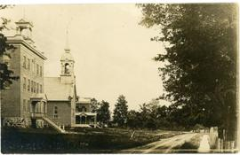 Saint-Georges Catholic Church, Clarenceville