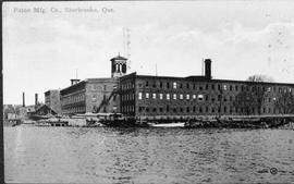 Manufacturing company, Sherbrooke