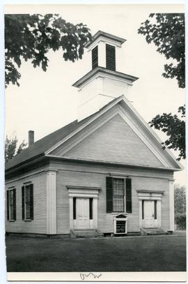 Former Union Meeting House, Beebe