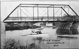 Bridge, Cowansville