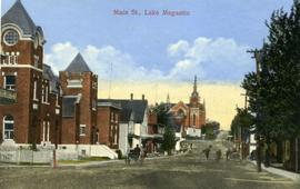 Main Street, Lake Megantic