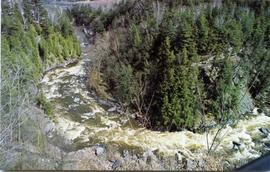 La Gorge de Coaticook, Coaticook, Que.