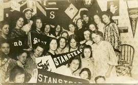 Students of Stanstead Wesleyan College