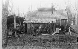 Wright sugar camp, Dixville