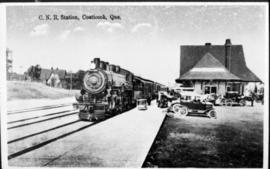 Train Station, Coaticook