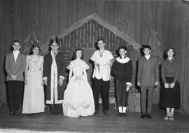 Cast of the Princess and the Woodcutter