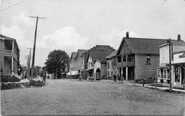 Main Street looking West, Bedford, Que.