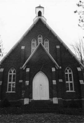 St. Mark's Anglican Church in Acton Vale
