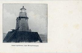 Stake Lighthouse, Lake Memphremagog
