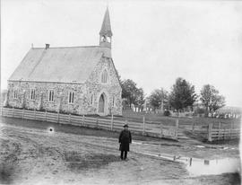 Christ Church (Anglican) at Rawdon, Quebec