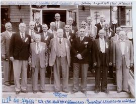 117th Battalion reunion
