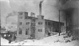 View of the factory