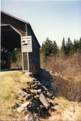 Saint-Camille covered bridge