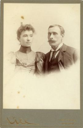"Reuben Copping and Eliza ""Lizzie"" Mason"
