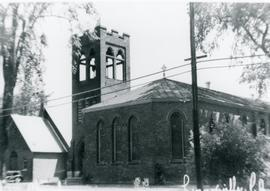 St. Georges Anglican Church Lennoxville