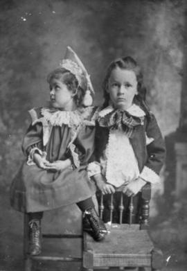 Two Unidentified Children