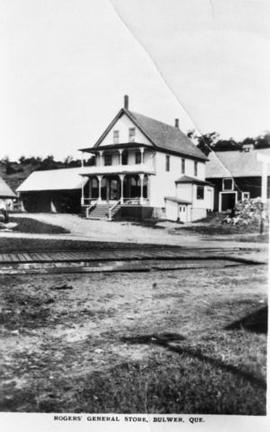 General store, Bulwer