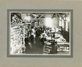 Sample Room, Dominion Textile, Magog