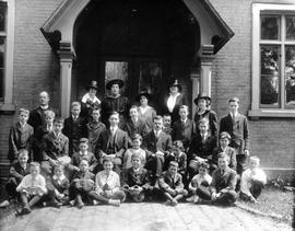 St. Peter's Church Boys Auxiliary, Sherbrooke