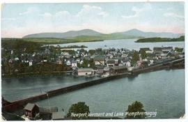 Newport, Vermont and Lake Memphremagog