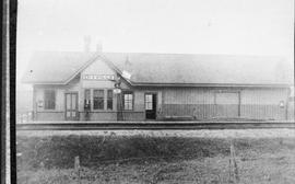 Grand Trunk Railway Station, Dixville