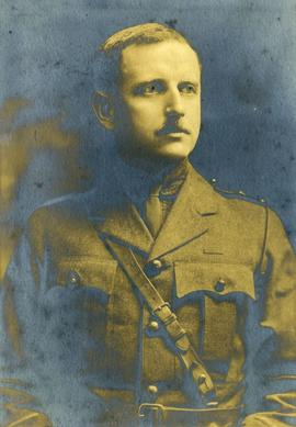 Lt-Col. Frederick Chamberlin Bowen, 23rd Reserve Battalion, CEF.