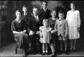 The entire family of Mr. Ernest Provencher